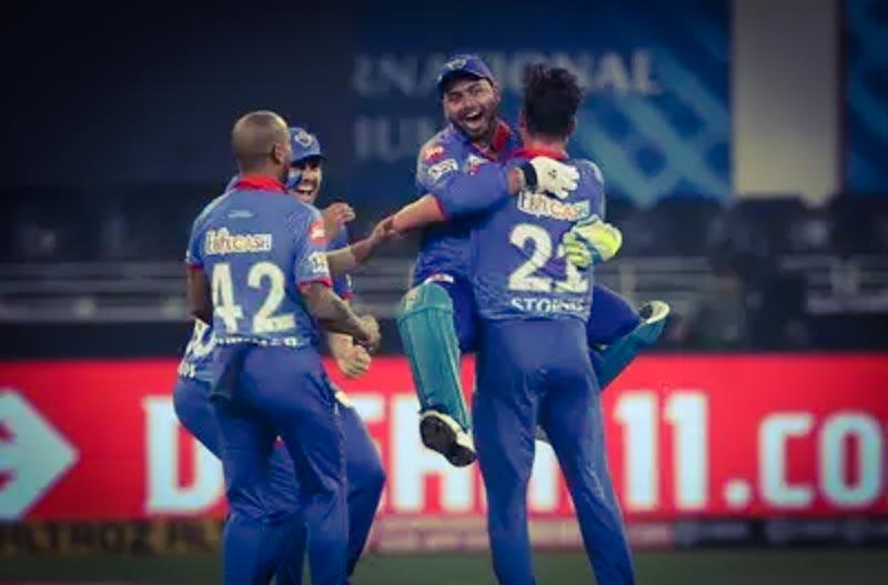 IPL 2020 : सुपर ओव्हरमध्ये दिल्लीचा पंजाबवर विजय>