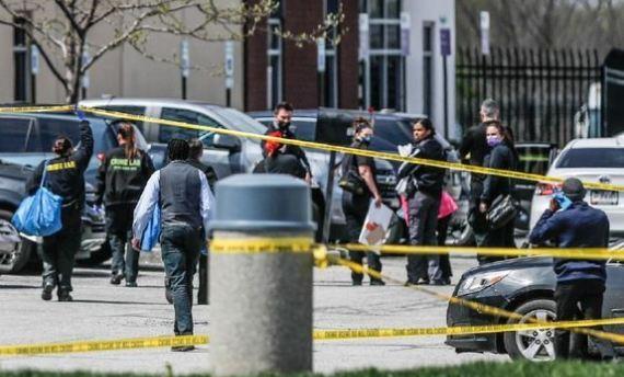 अमेरिकेत माजी कर्मचार्याने केल्या गोळीबारात 8 जणांचा मृत्यू>