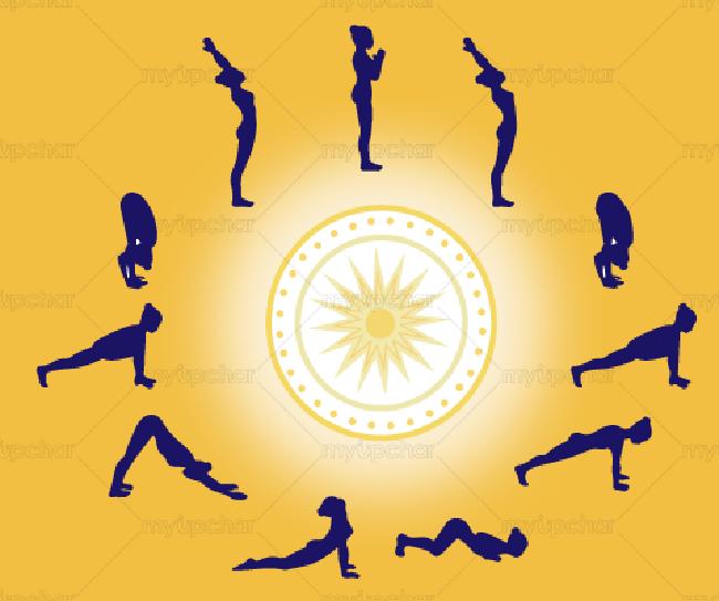फुफ्फुसांना निरोगी ठेवण्यासाठी रोज 'या' चार योगासनांचा करा सराव>
